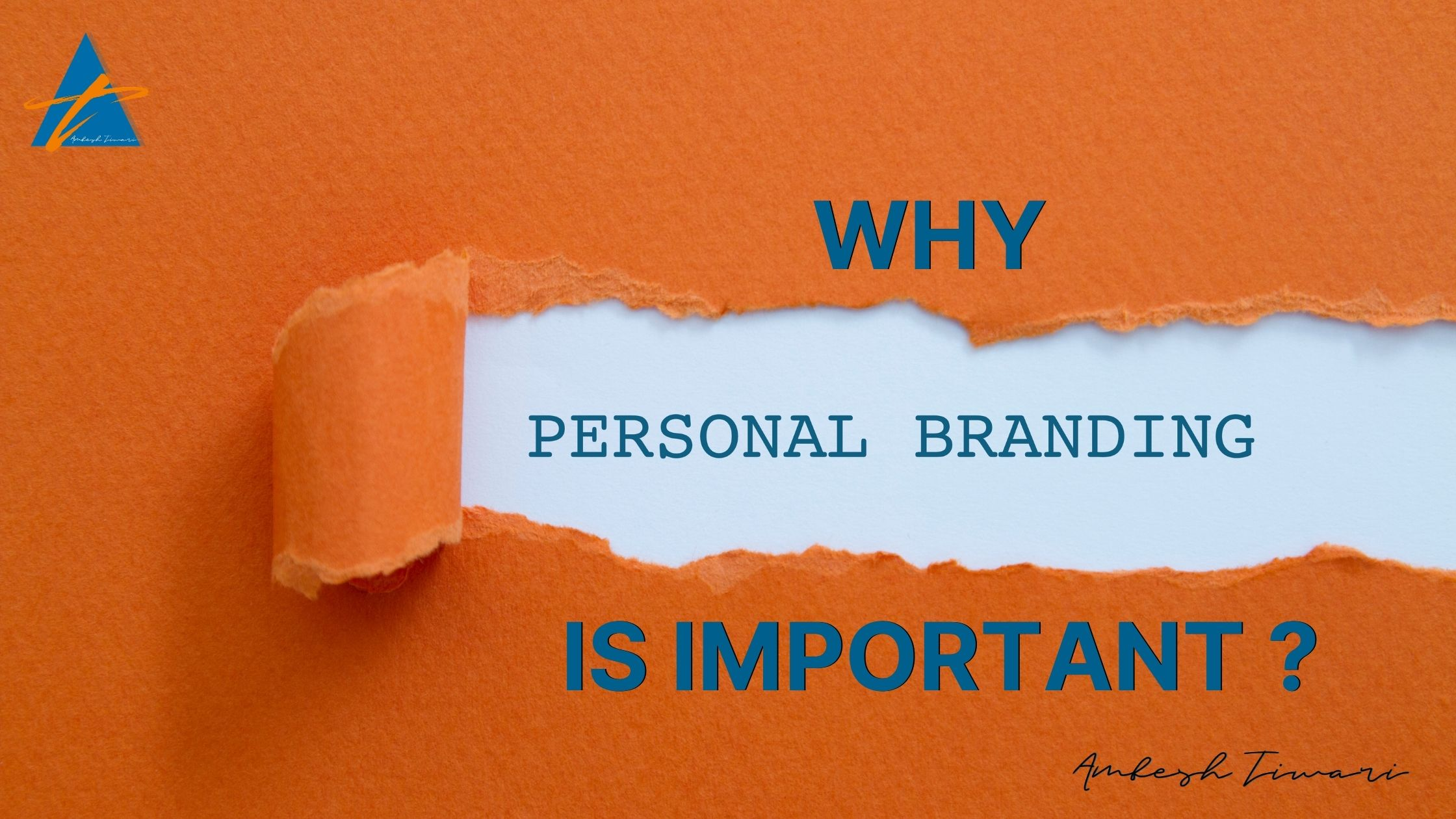 You are currently viewing Why Personal Branding is important ?